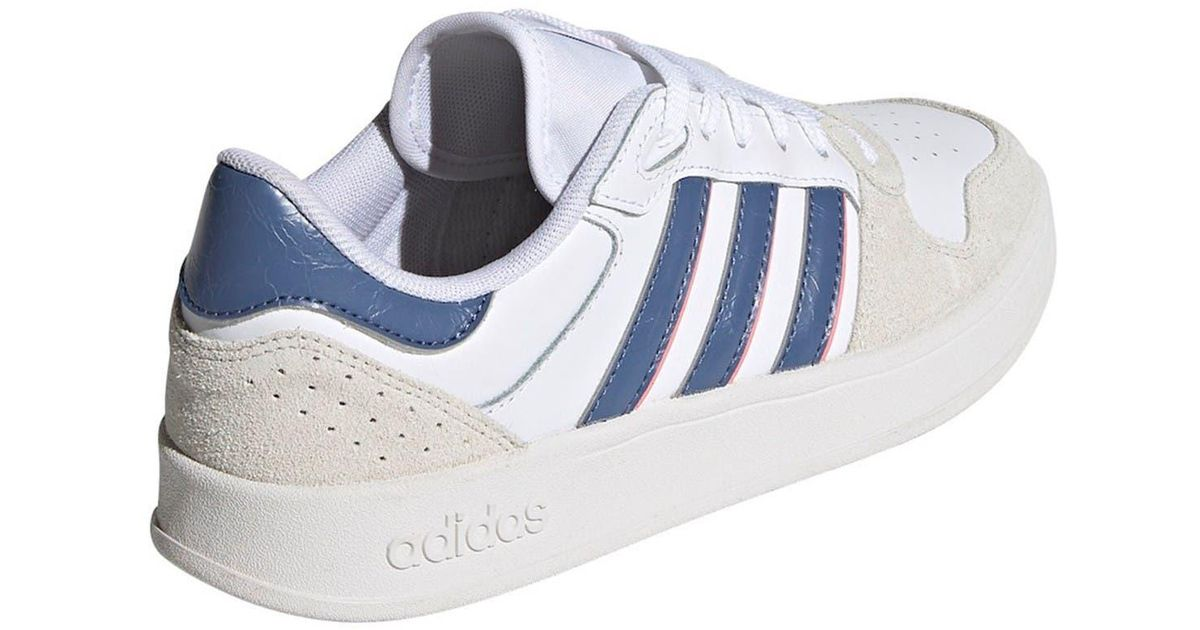 adidas Breaknet Plus Sneaker in Blue - Lyst