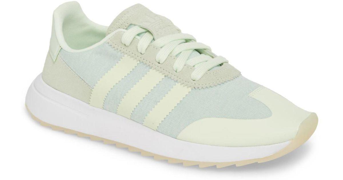 d8b77489e9086c Lyst - adidas Flashback Sneaker (women)