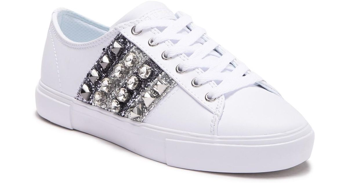 Guess Gally Sneaker - Lyst