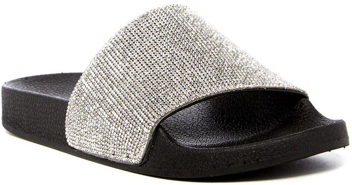 c07eb1f439c Steve Madden Multicolor Fancy Sandal
