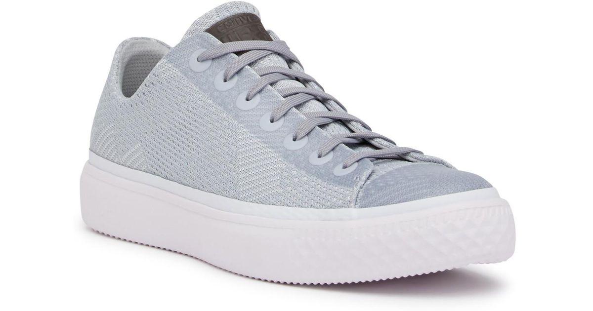 Converse Gray Chuck Taylor All Star Modern Oxford Sneaker (unisex) for men