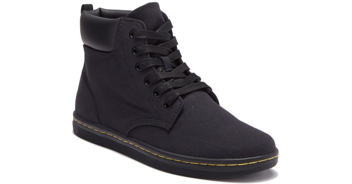 dr martens maelly boot black