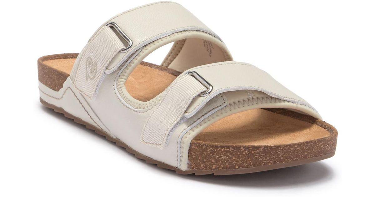 b6271d61edac Lyst - Easy Spirit Peace Slide Sandals