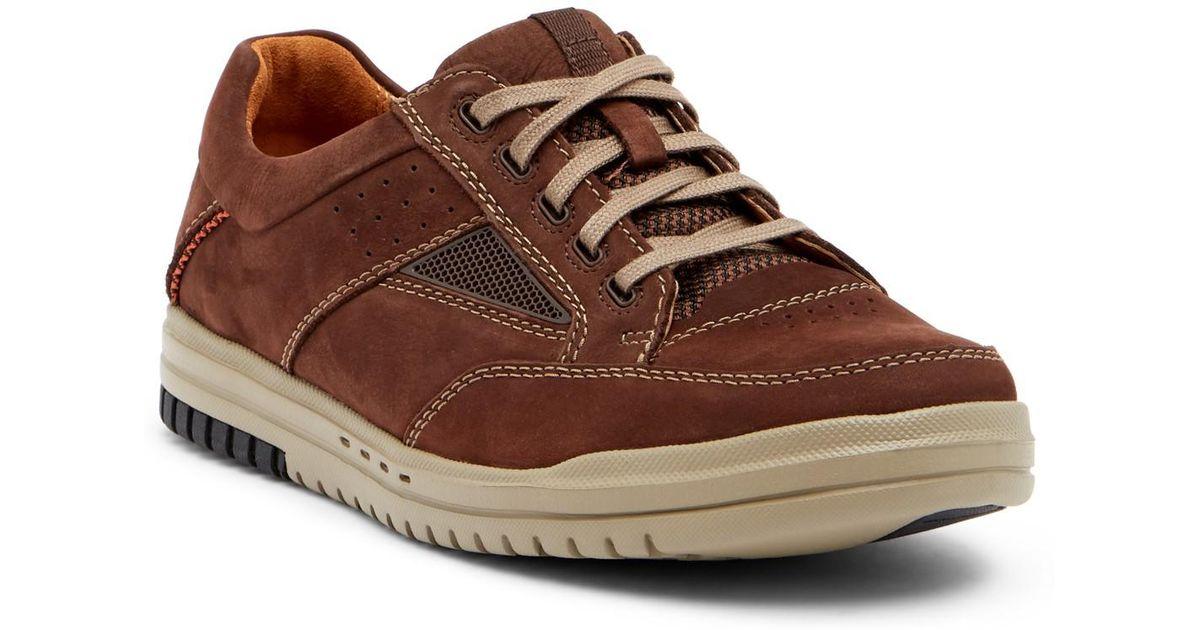 Clarks Unrhombus Go Nubuck Sneaker 3TaXoSDlo