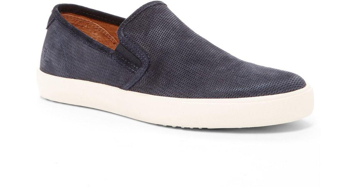 Frye Brett Perforated Slip-On Shoe jx4KkOEo4K