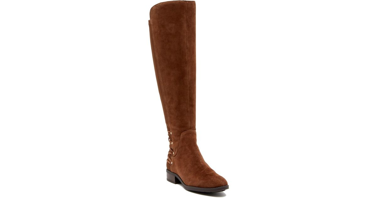 Vince Camuto Suede Phadina Tall Stretch