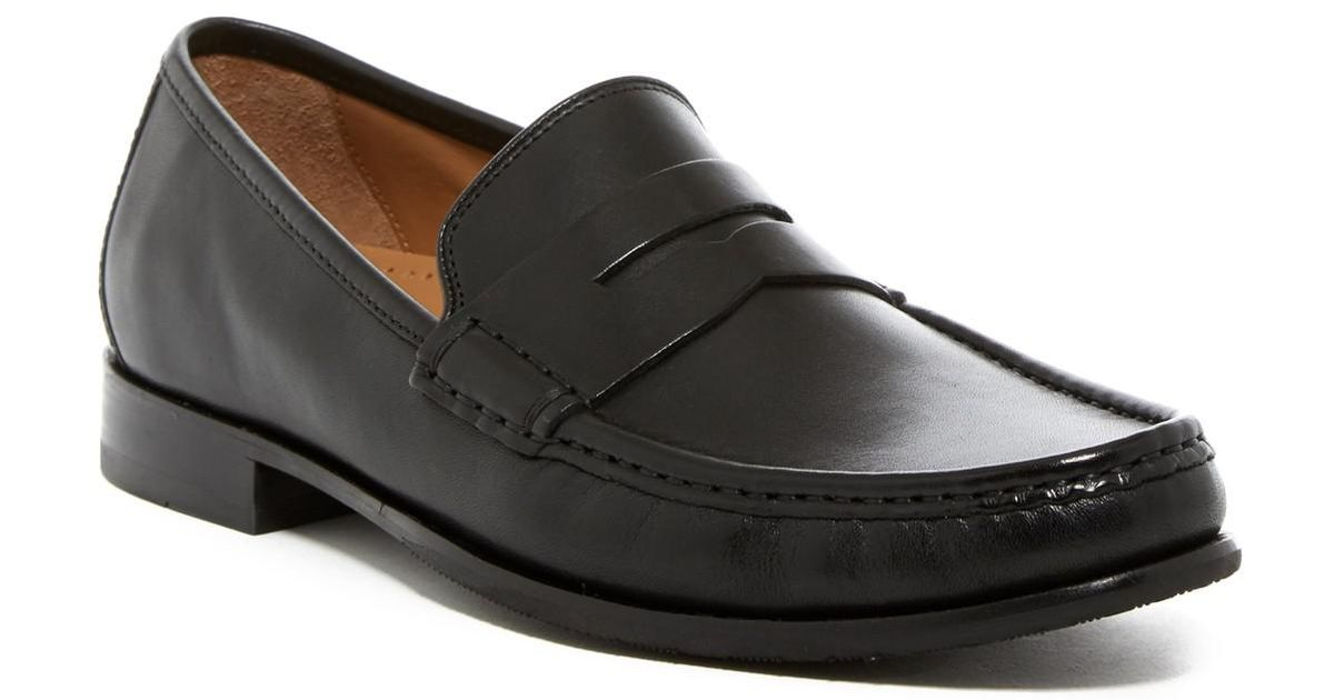 7778230f10a Lyst - Cole Haan Aiden Grand Ii Penny Loafer - Wide Width Available in  Black for Men