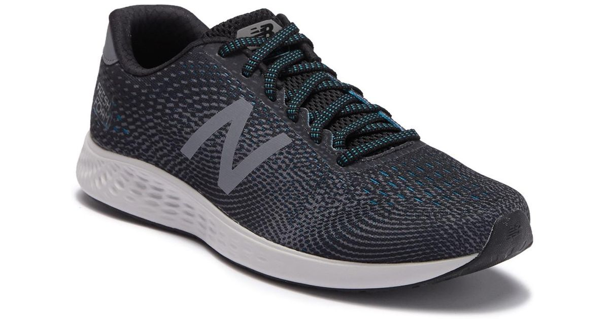 sale retailer d0e4d 44ffc New Balance Arishi Nxt (black/magnet) Running Shoes in Black for Men - Save  27% - Lyst