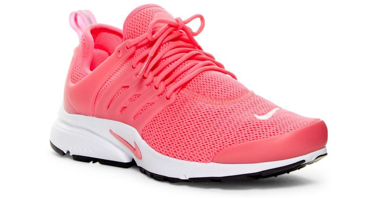 size 40 378ac 79bd9 Nike - Pink Air Presto Sneaker (women) - Lyst