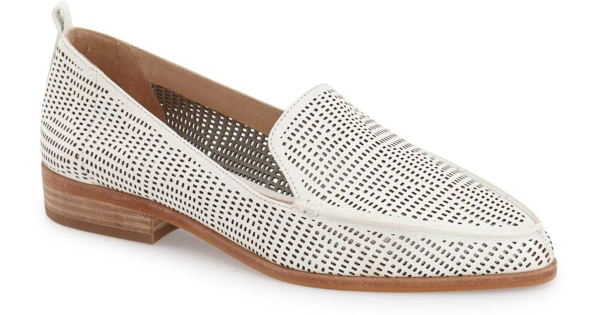 91f090c04d8 Lyst - Vince Camuto Kade Cutout Loafer - Slim Width Available