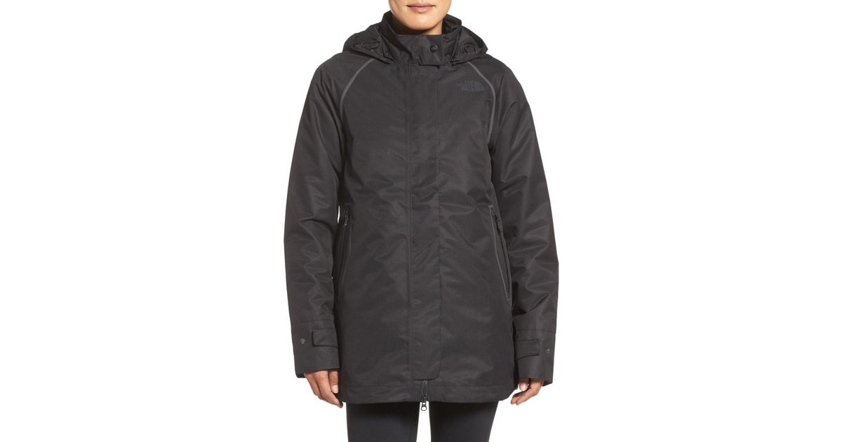 3e8867e2d The North Face Black Mosswood Triclimate Waterproof Power Down 3-in-1 Jacket