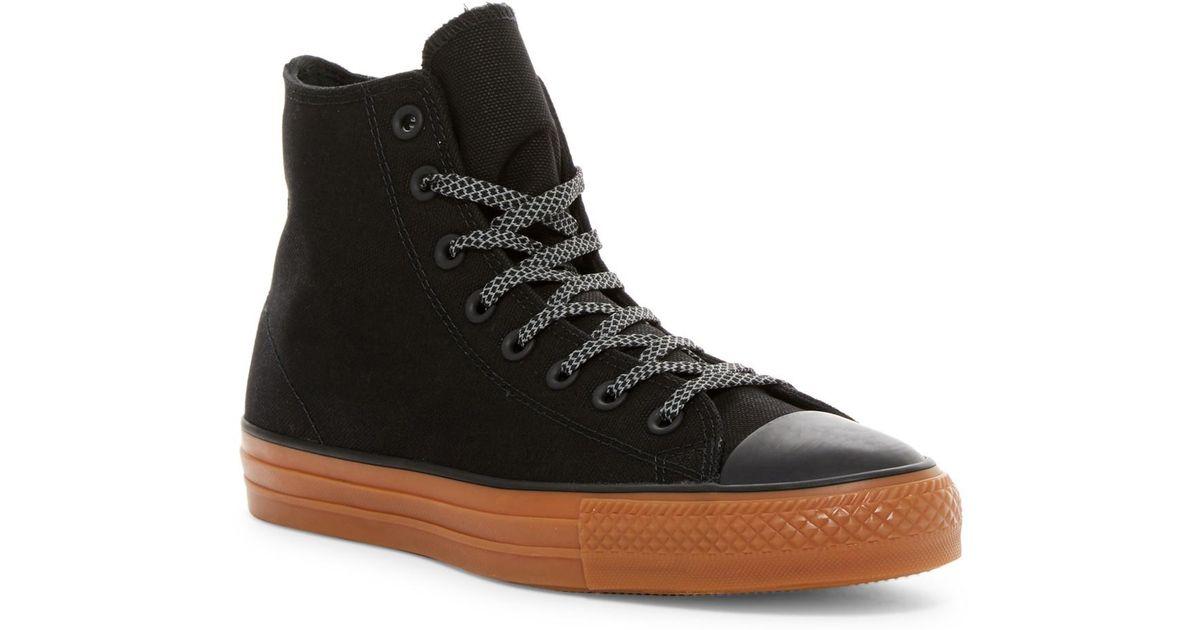 Converse Chuck Taylor All Star Pro Shield Hi-Top Sneaker (Men) IqiSG