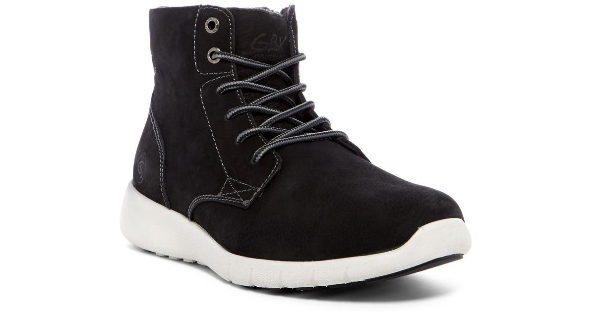 GBX Atomic Lace-Up Boot wJFpglgtdt