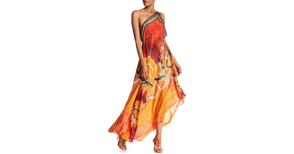 POL Clothing Women's Halter Midi Maxi Dress Crochet Lace Hi-Lo