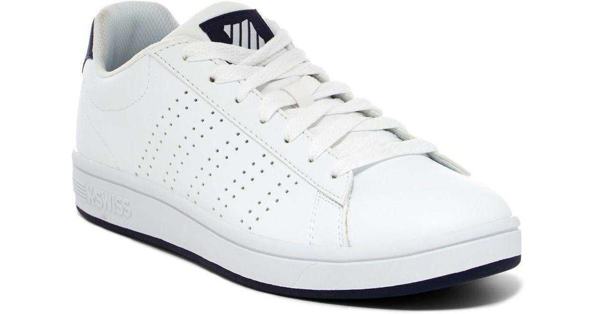 K-swiss Leather Court Casper Sneaker in