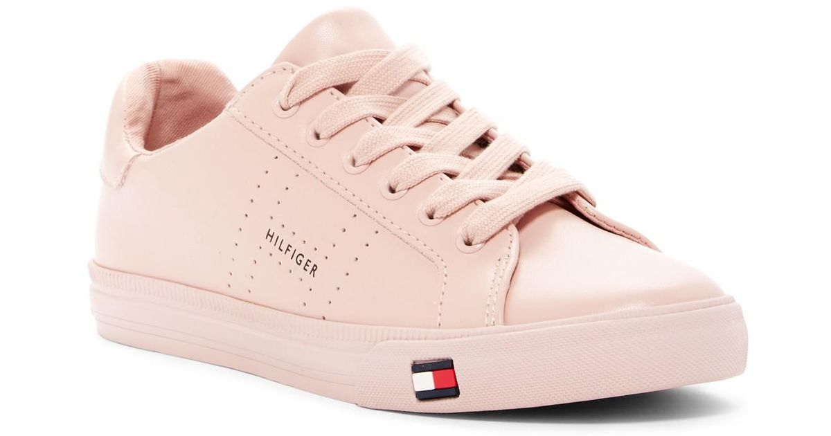 Tommy Hilfiger Luster Lace-up Sneaker