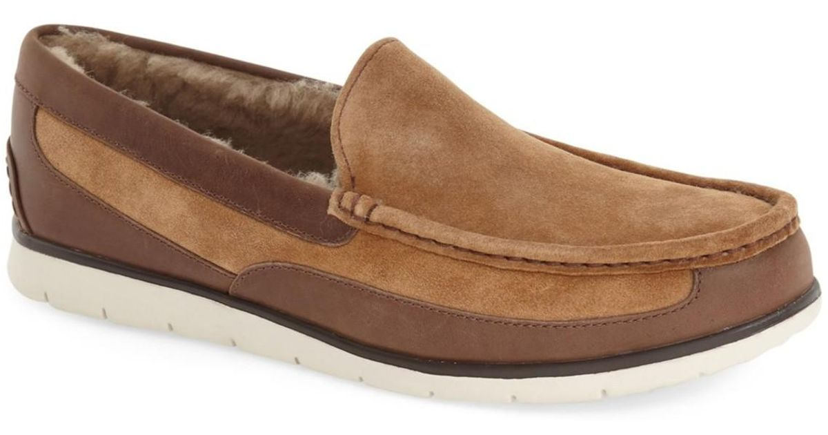 4a1cea1148e Lyst - UGG Fascot Indoor outdoor Slipper in Brown for Men