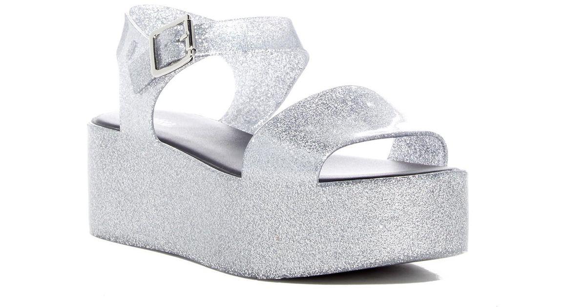 ce569083c94 Lyst - Melissa  mar  Platform Sandal (women)