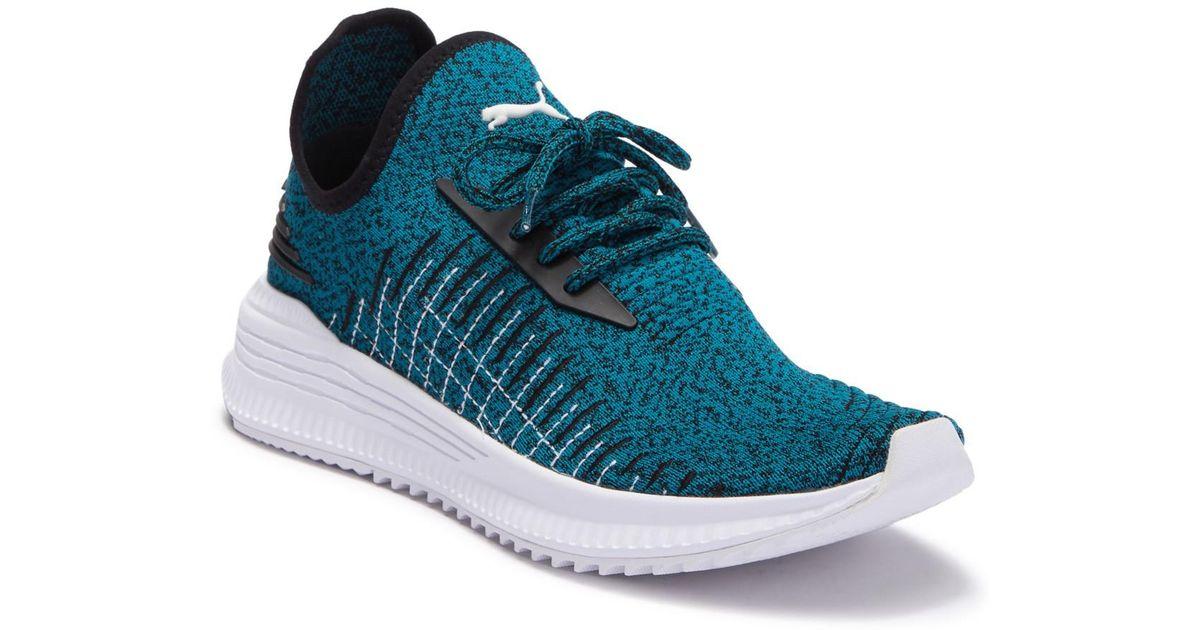 For Puma Evoknit Sneaker Avid Blue Men XZiuPk