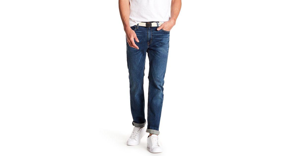 0b499ef6 Levi's 513 Vines Slim Straight Fit Jeans - 30-34