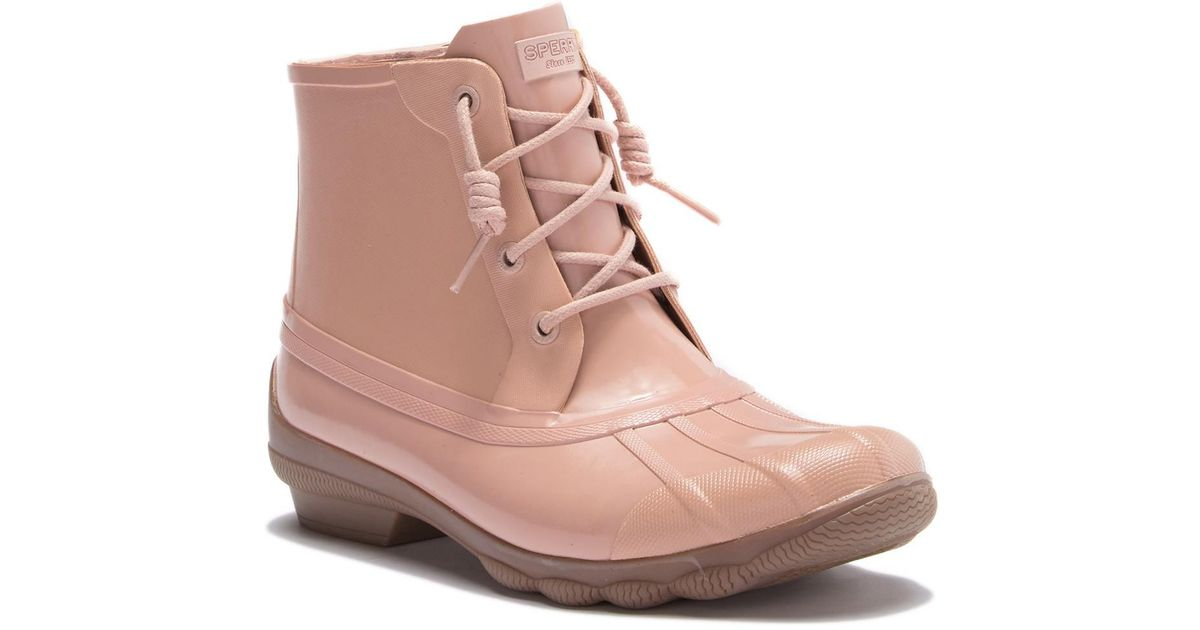 e0f864d9d78 Sperry Top Sider Syren Gulf Duck Boot Women S Grey - Best Picture Of ...