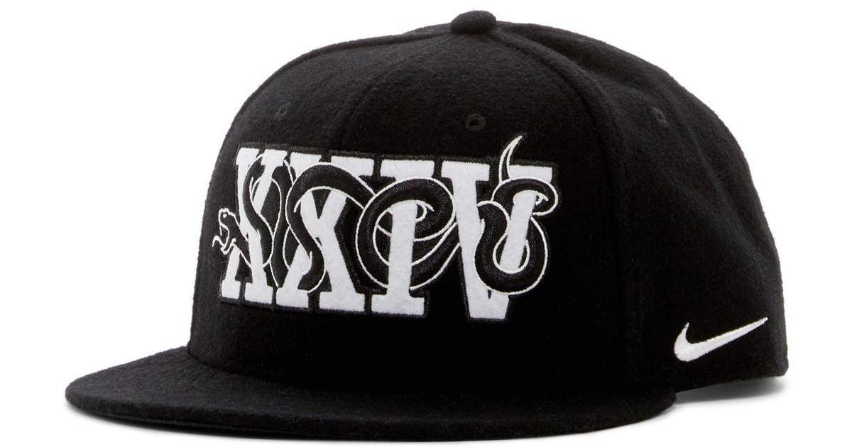 72f2f5153 Nike Black Kobe Pain True Cap for men