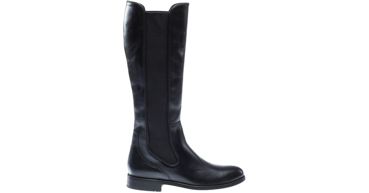 40fa453961a Wolverine Black 1000 Mile Darcy Riding Boot