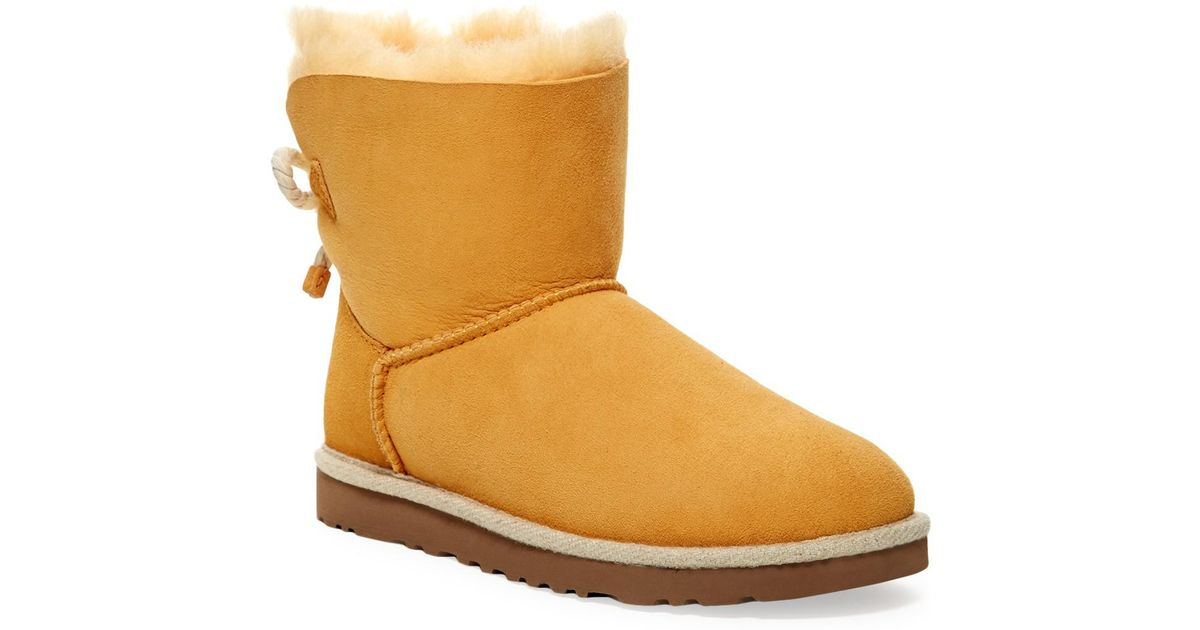6e852080612 Ugg Multicolor Selene Genuine Shearling Fur Boot