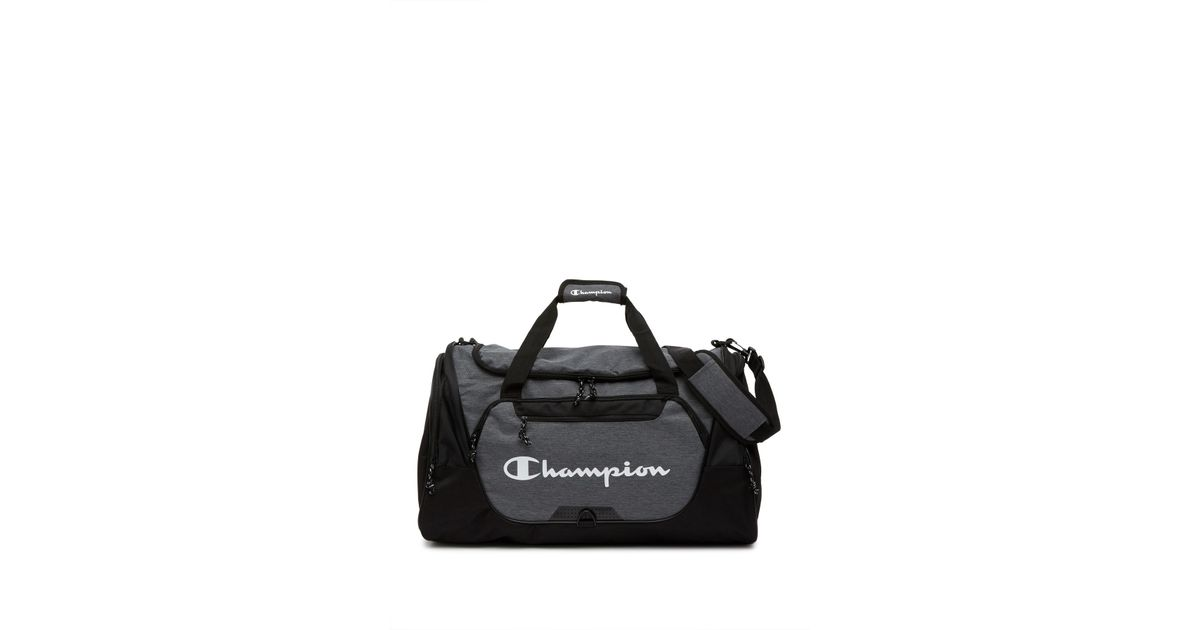 19d3ac9306 Lyst - Champion Forever Expedition Duffle Bag in Black for Men