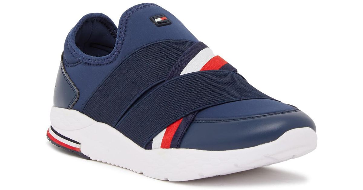 84710fc63993 Tommy Hilfiger Mavins Slip-on Sneaker in Blue for Men - Lyst