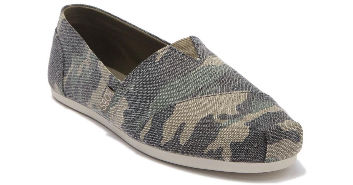 clearance sale attractive price united states Skechers Multicolor Bobs Plush Glam At Camo Sneaker