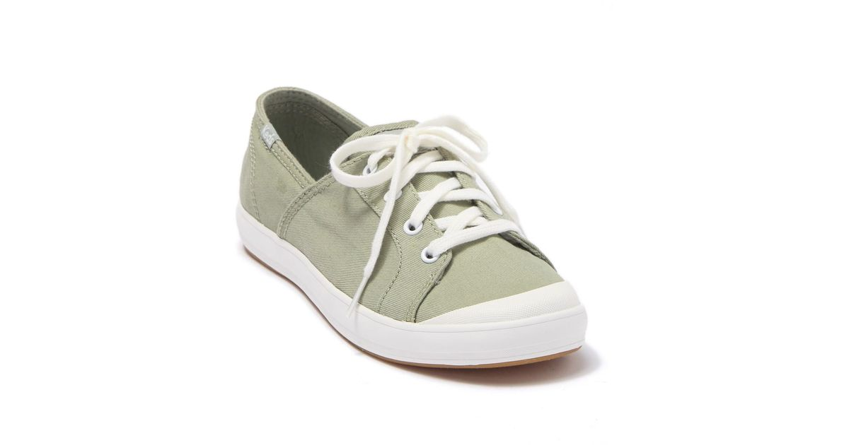 Keds Sandy Washed Solids Sneaker in