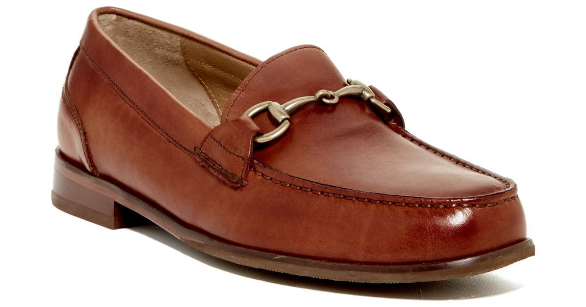 7cd7ab33662 Lyst - Cole Haan Fairmont Bit Ii Loafer in Brown for Men