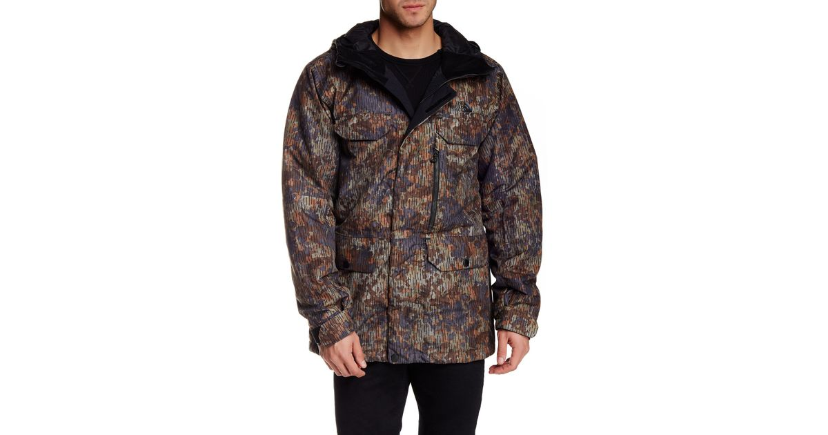 fb3df5b79d ... sale lyst the north face rufus insulated jacket for men b33d9 75cac