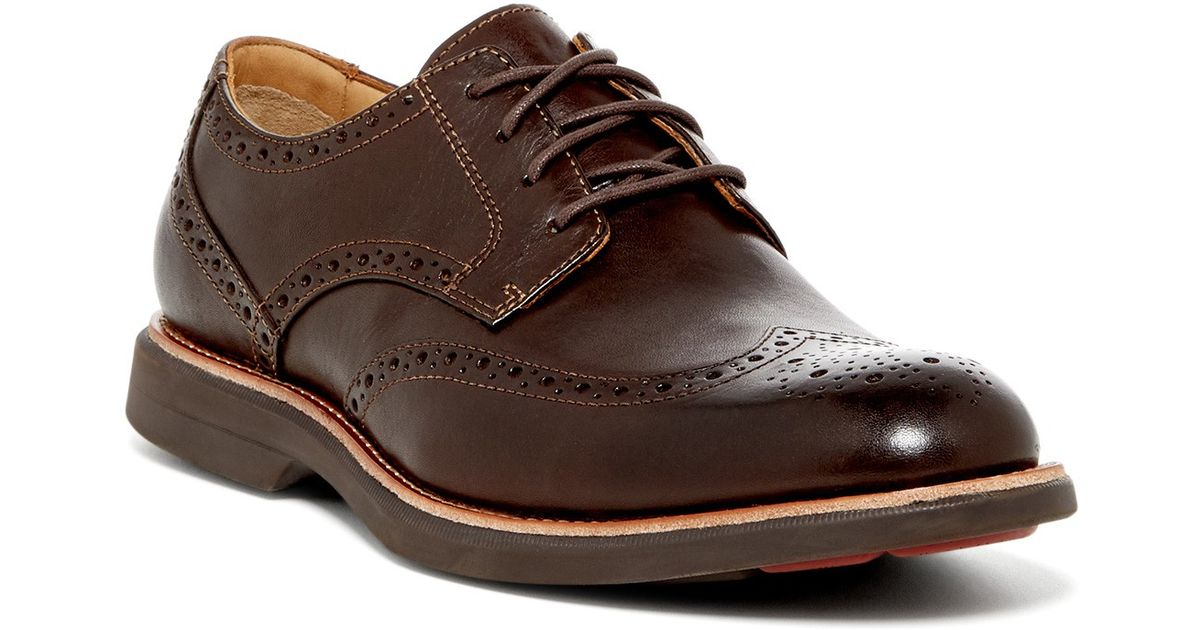 Sperry Top Sider Gold Cup Bellingham Wingtip Oxford In