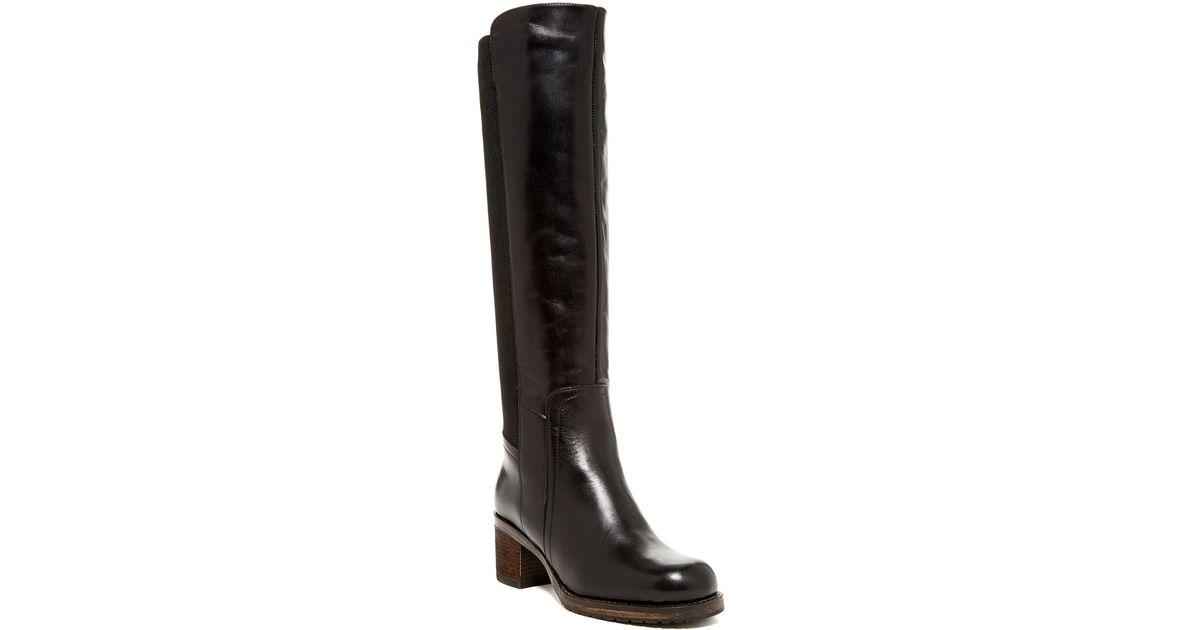 7805310882f Lyst - Dune Tarra Boot in Black