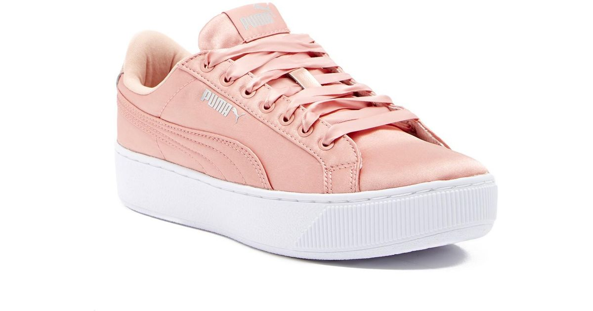 top design official shop latest selection of 2019 PUMA Pink Vikky Platform Ep Sneaker