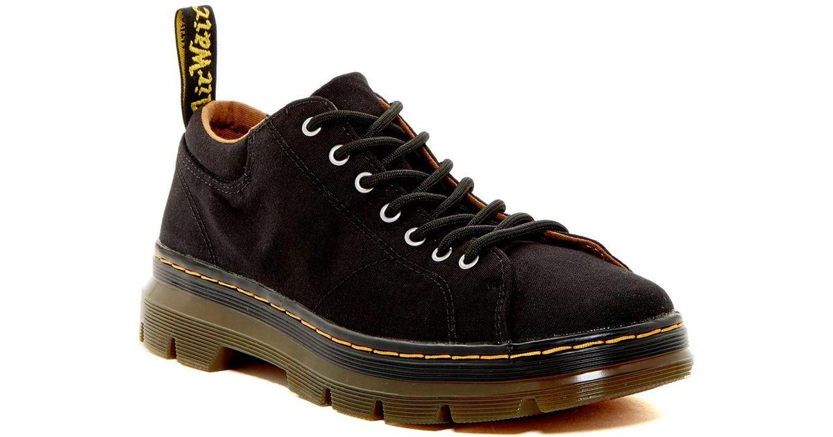2334e9ed279 Lyst - Dr. Martens Royce Sneaker in Black for Men