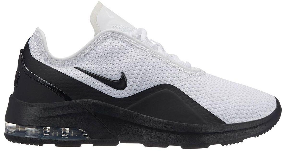9282affb34c Lyst - Nike Air Max Motion 2 (white laser Orange midnight Navy) Women s Running  Shoes in White - Save 22%