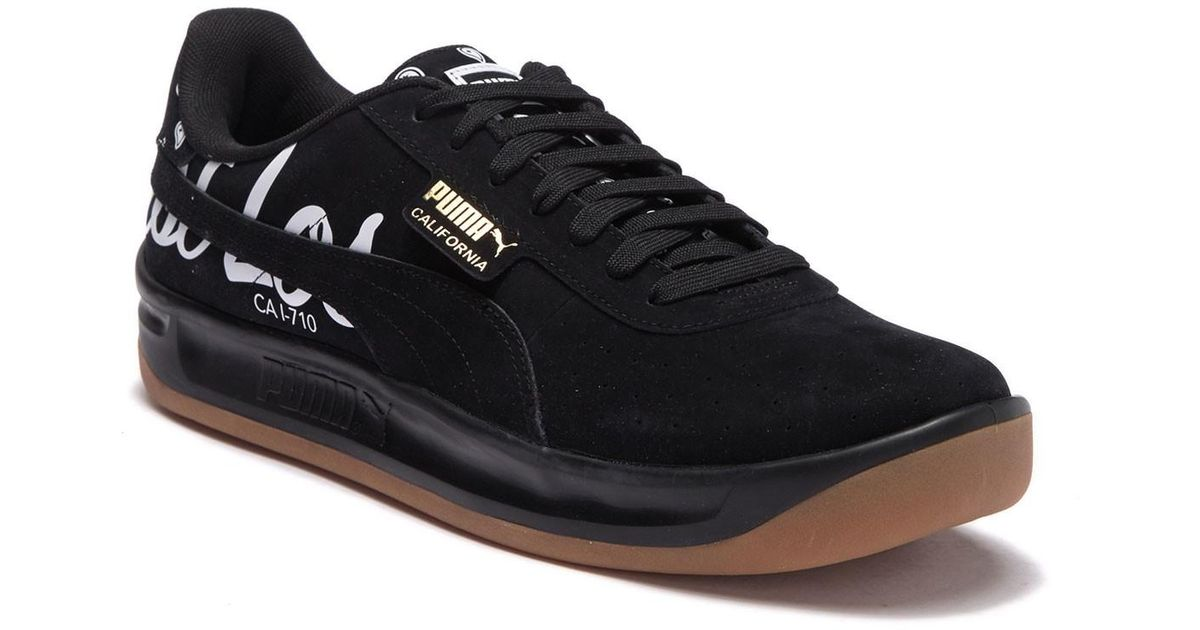 Black La Men For East California Sneaker Puma Suede RcAjq3S54L