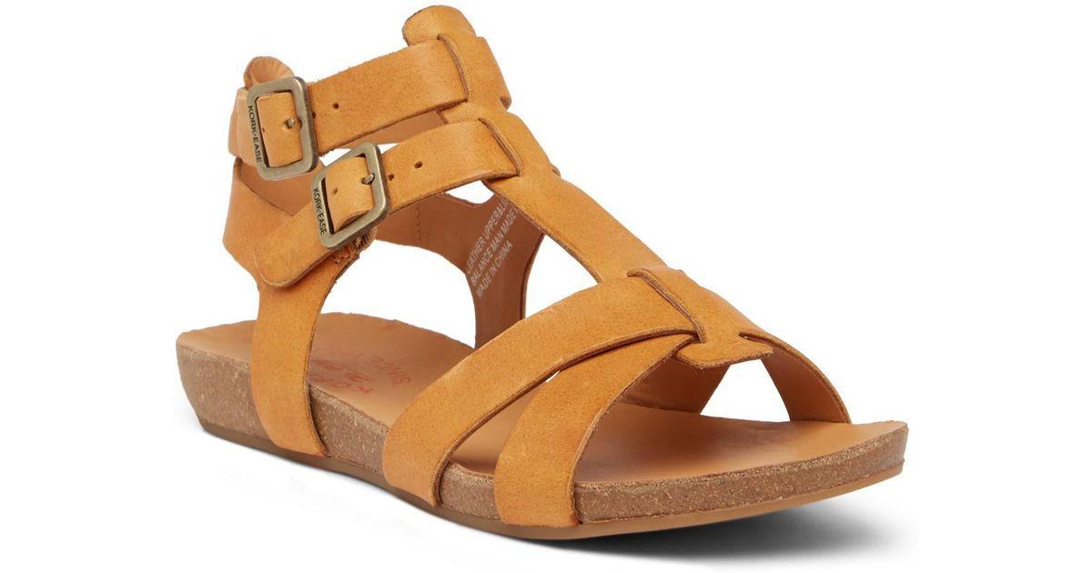 Kork-Ease Doughty Double Ankle Strap Sandal Xb5GwO
