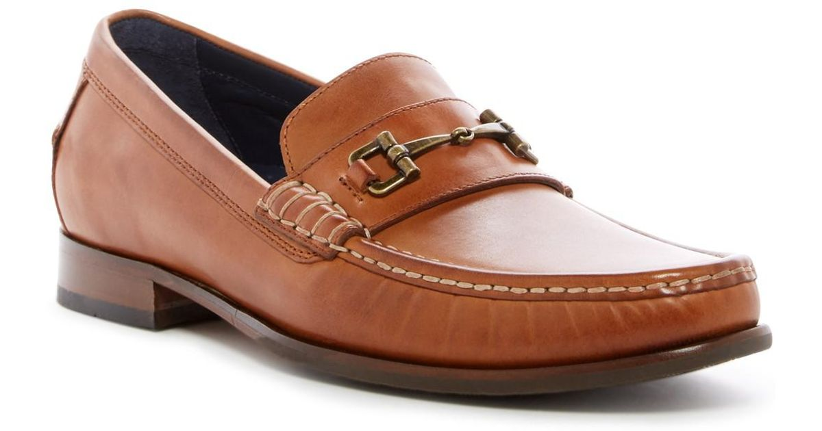af2bdf0d49d Lyst - Cole Haan Aiden Grand Bit Loafer Ii – Wide Width Available in Brown  for Men