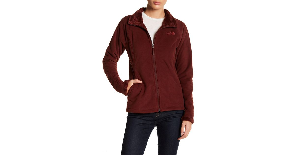 56646ce5f The North Face Red Morning Glory 2 Jacket