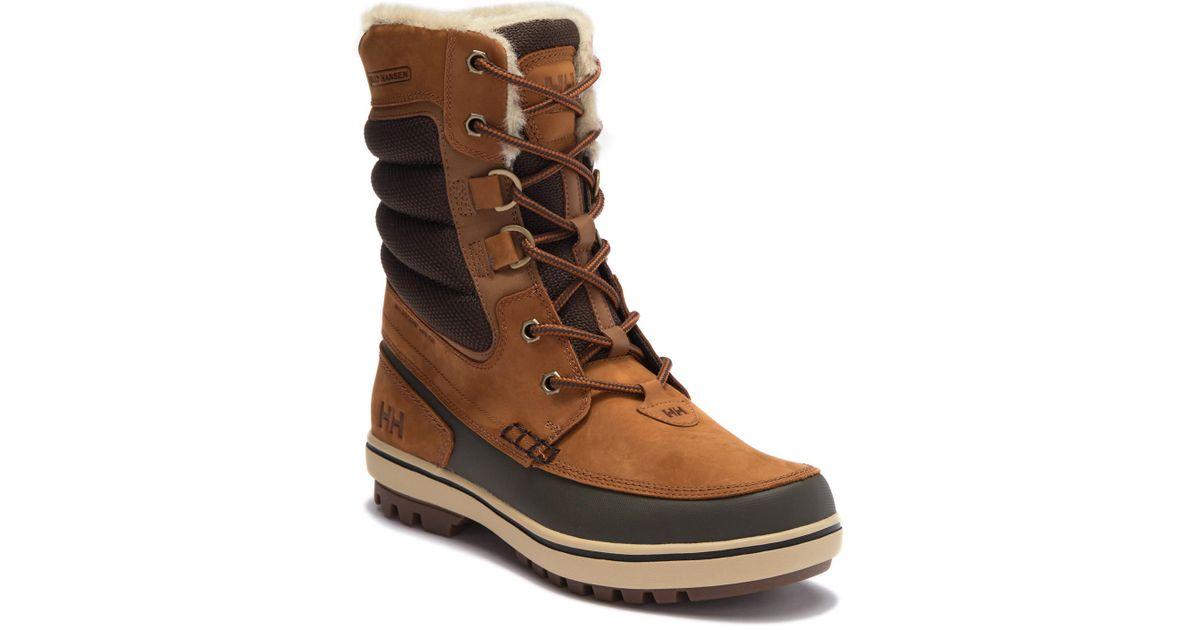 e250f8f0f54 Helly Hansen Brown Garibaldi 2 Safety Boots for men