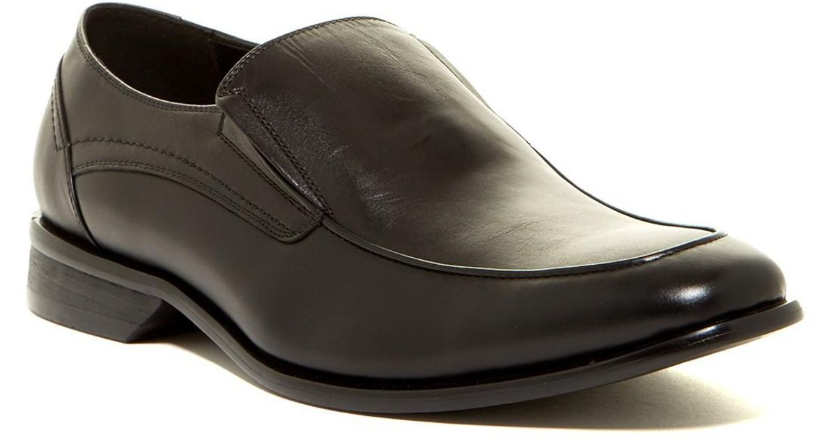 847dd0c32fb Lyst Kenneth Cole Reaction Design Leather Loafer In