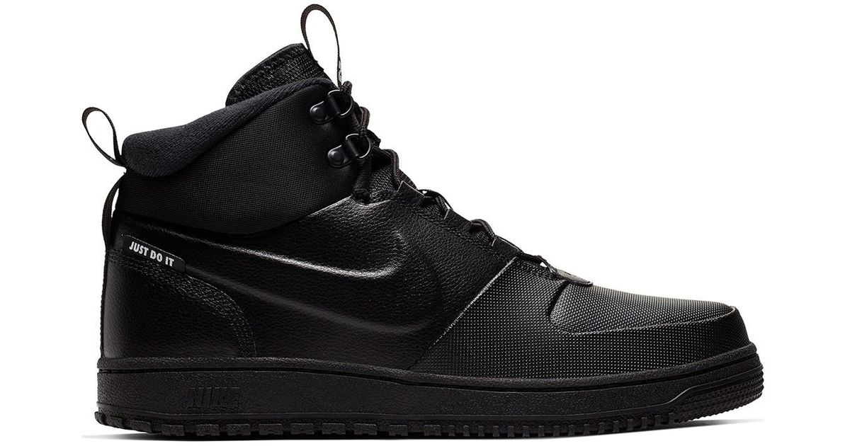 nike court royale high top