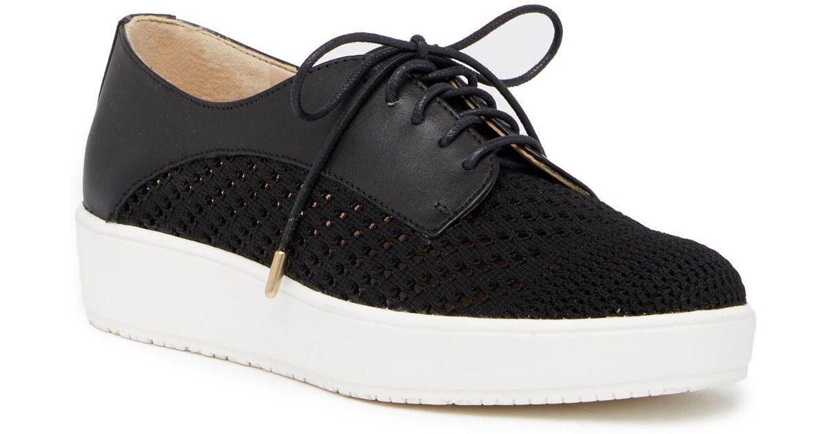 08e8fa6bc7c3 Lyst - Dr. Scholls Blake Weave Platform Sneaker in Black