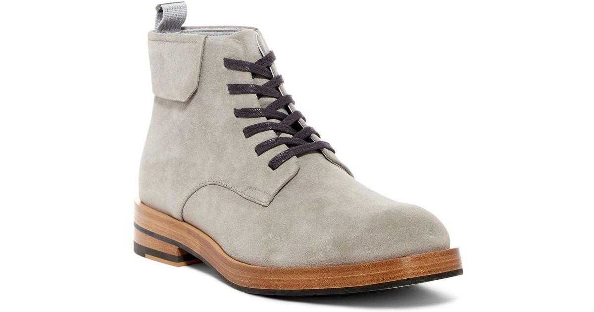 ddb75934d7b5 Calvin Klein Radburn Suede Boot for Men - Lyst