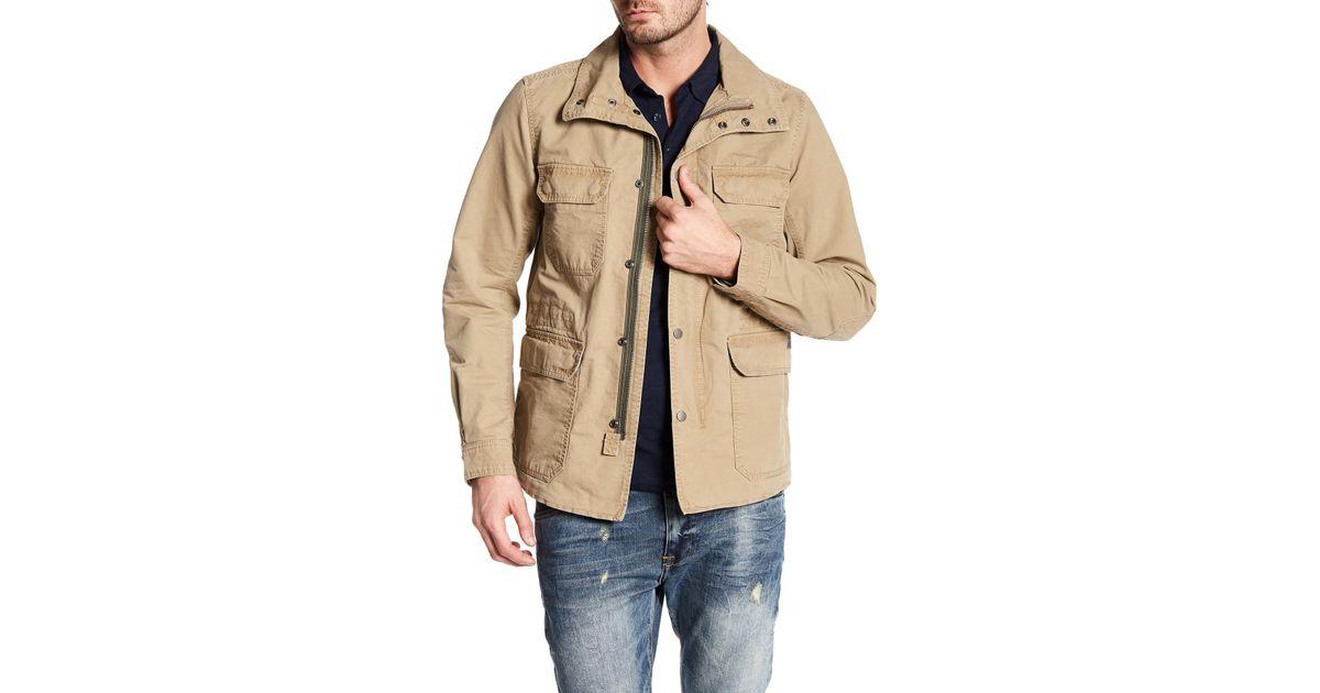 6e0f23183 Lyst - DIESEL Jamede Jacket in Brown for Men