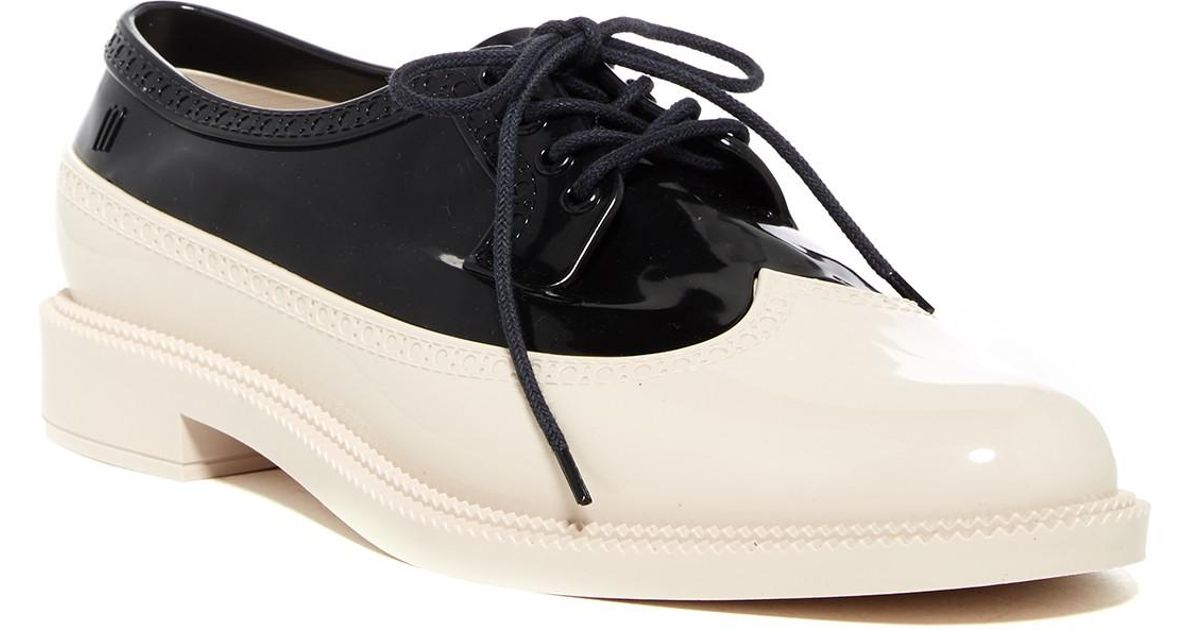 Melissa Rubber Classic Brogue Jelly